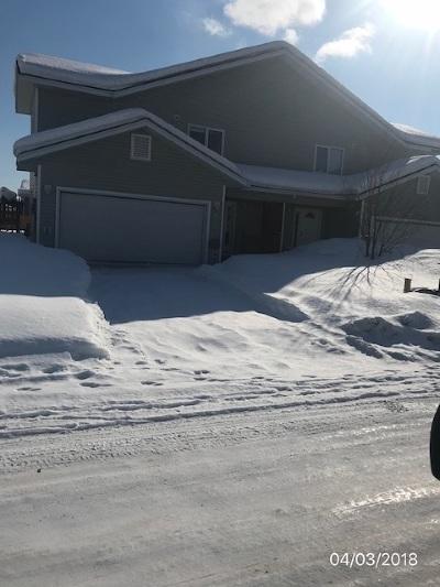 Fairbanks AK Single Family Home For Sale: $207,900