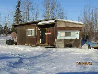 Delta Junction Single Family Home For Sale: 3683 Spengler Road