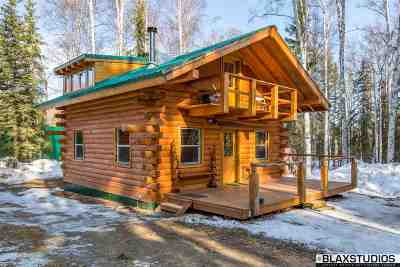 Fairbanks Single Family Home For Sale: 4100 Kallenberg Road