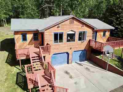 Fairbanks Single Family Home For Sale: 2640 Stellar Way