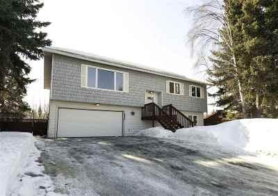 Fairbanks AK Single Family Home For Sale: $283,000