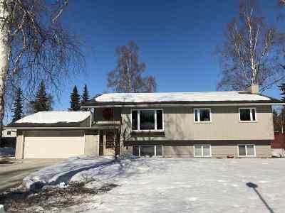 Fairbanks AK Single Family Home For Sale: $345,000