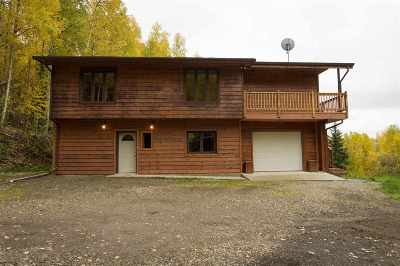 Fairbanks AK Single Family Home Sold: $288,000