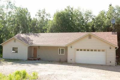 Fairbanks Single Family Home For Sale: 150 Rhubarb Drive