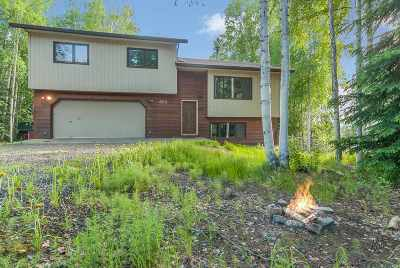 North Pole Single Family Home For Sale: 833 Ridge Loop Road
