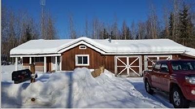 Fairbanks AK Single Family Home For Sale: $35,200