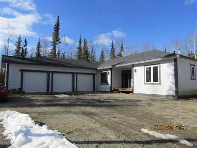 Delta Junction AK Single Family Home For Sale: $338,000