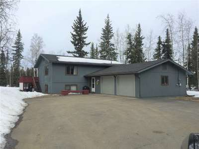 North Pole AK Single Family Home For Sale: $299,900