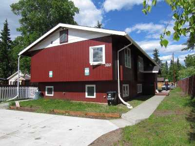 Fairbanks Rental For Rent: 320 Glacier Avenue