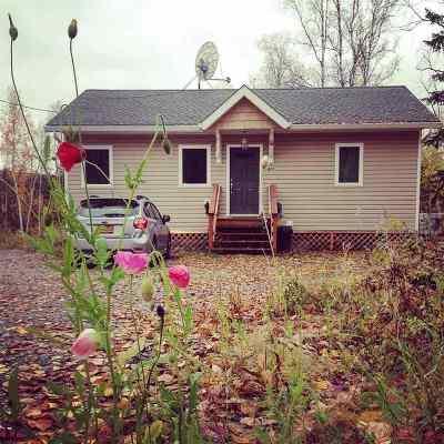 Fairbanks AK Single Family Home For Sale: $182,000