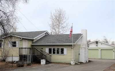 Single Family Home Sold: 309 W Sixth Avenue