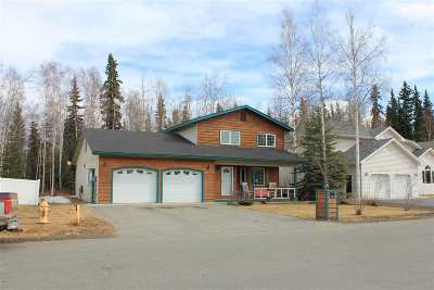 Fairbanks Single Family Home For Sale: 109 Chief Charlie Drive