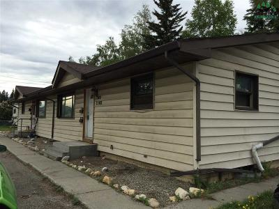 Fairbanks Rental For Rent: 1504 Denali Way