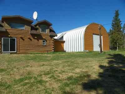 Delta Junction Single Family Home For Sale: 2961 Spengler Road