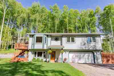 Fairbanks Single Family Home For Sale: 719 Suncrest
