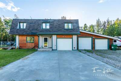 North Pole AK Single Family Home For Sale: $307,500