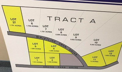 Fairbanks Residential Lots & Land For Sale: Nhn Arctic Tern Drive