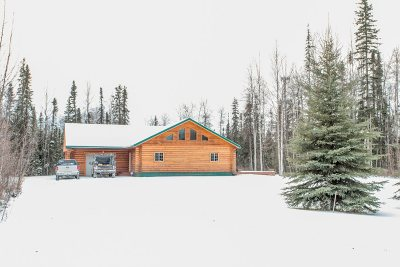 North Pole AK Single Family Home For Sale: $245,000