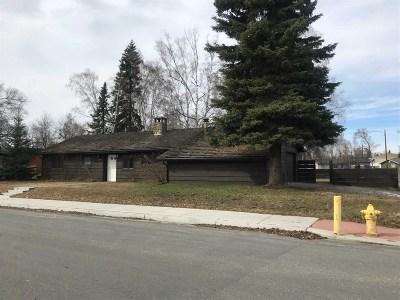 Fairbanks AK Single Family Home For Sale: $145,000