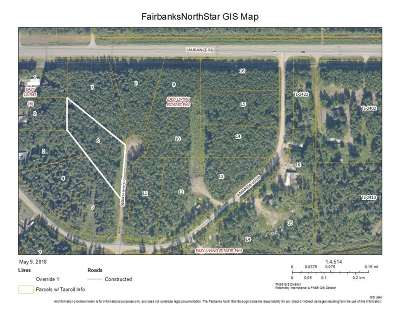 North Pole Residential Lots & Land For Sale: 2855 Sebsatian Court