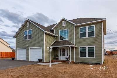 North Pole AK Single Family Home For Sale: $374,900