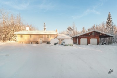 NORTH POLE Duplex For Sale: 2414 Peede Road