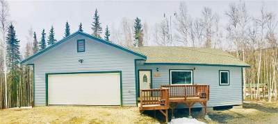 Fairbanks AK Single Family Home For Sale: $279,900