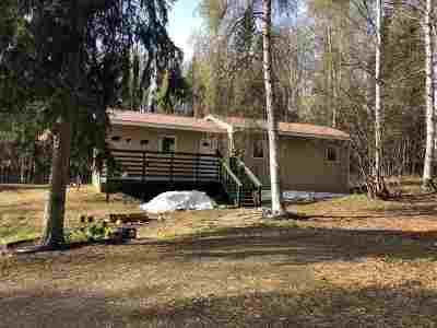 Fairbanks AK Single Family Home Sold: $135,000
