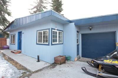 Fairbanks Rental For Rent: 2218 Turner Street