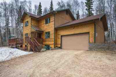 Fairbanks Single Family Home For Sale: 2628 Doc John Drive