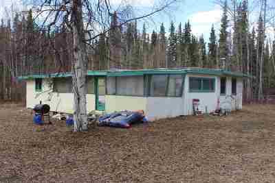 Single Family Home For Sale: 9699 Salcha Drive