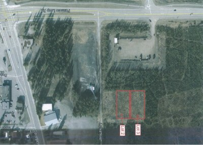 Fairbanks Commercial Lots & Land For Sale: Lot 3 Palmer Street