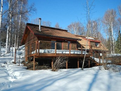 Fairbanks Single Family Home For Sale: 795 High Grade Way