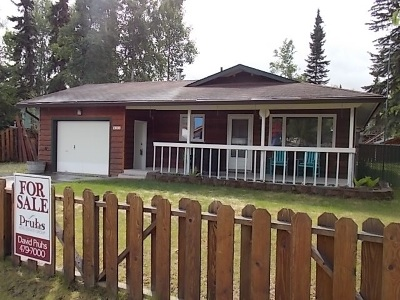 Fairbanks Single Family Home For Sale: 321 Carlton Drive