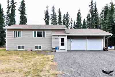 North Pole Single Family Home For Sale: 2001 Blackburn Way