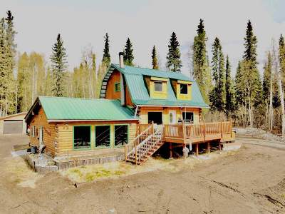 Fairbanks AK Single Family Home For Sale: $180,000