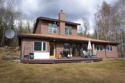 Fairbanks Single Family Home Pending-Contingency: 1239 Salmon Berry Lane