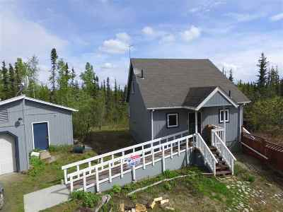Fairbanks Single Family Home For Sale: 3001 Little Dome Court