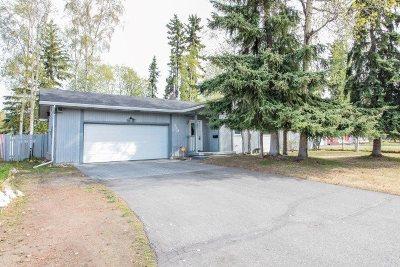 Fairbanks AK Single Family Home For Sale: $220,000
