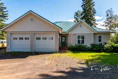Fairbanks Single Family Home For Sale: 1000 Poplar Drive