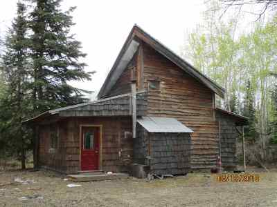 Fairbanks Single Family Home For Sale: 153 Grange Hall Road