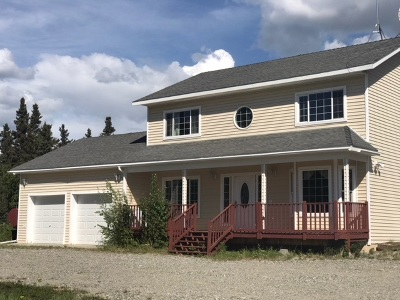 Delta Junction AK Single Family Home For Sale: $264,900