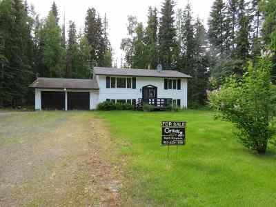 North Pole AK Single Family Home For Sale: $249,000