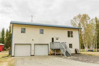North Pole AK Single Family Home For Sale: $319,900