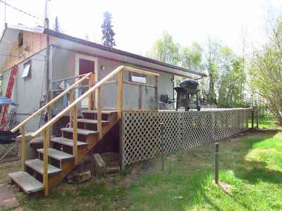 North Pole AK Single Family Home For Sale: $130,000