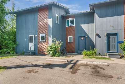 Fairbanks AK Condo/Townhouse For Sale: $80,000