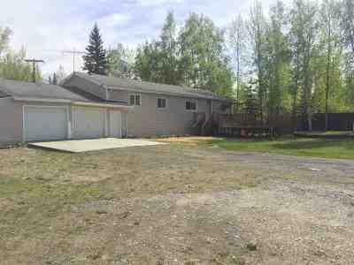 North Pole AK Single Family Home For Sale: $140,000