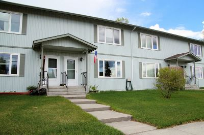Fairbanks Condo/Townhouse For Sale: 1701 2nd Avenue