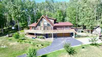 Fairbanks North Star Borough Single Family Home For Sale: 174 Eagle Ridge Road
