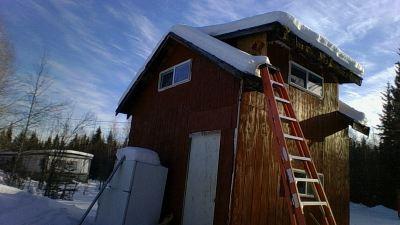 Fairbanks Single Family Home For Sale: 415 Grange Hall Road